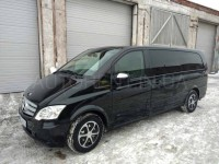 Mercedes Viano Extralong with driver
