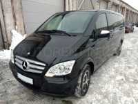 Hire 7 Seater Mercedes Viano Extralong with driver