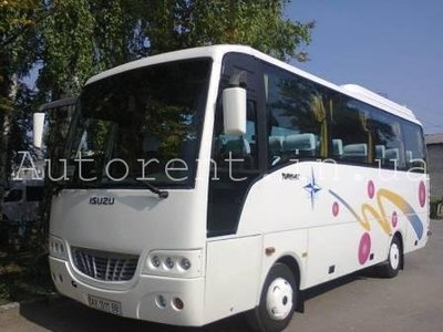 28 Seater Isuzu Turcuaz. Bus hire