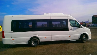 23 seater bus hire in Kharkiv |  Volkswagen Crafter