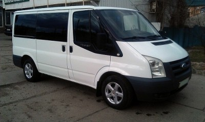Rent 8 Seater Ford transit in Kharkiv