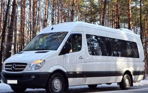 21 seater Mercedes Sprinter 515W LUX