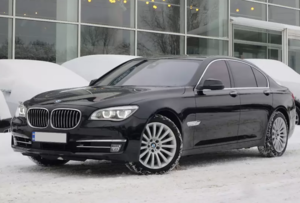 bmw 750 long vip autorent kharkiv