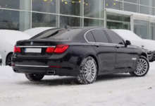 bmw 7 long kharkov