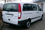 Rent 8 Seater Mercedes Vito