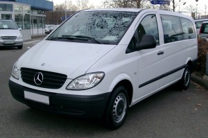 Rent 8 Seater Mercedes Vito in Kharkiv