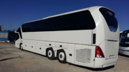 53 Seater Neoplan Starliner VIP new 2017. Bus hire with a driver in Kharkiv