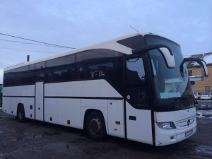 53 Seater Mercedes. Bus hire